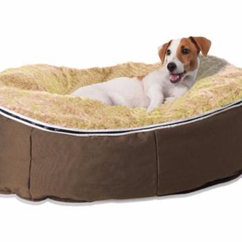 Cama Puff para Perros Freedom Puppy Confort