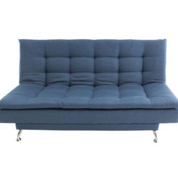 Sofá Cama Azul Claro Colín Aston